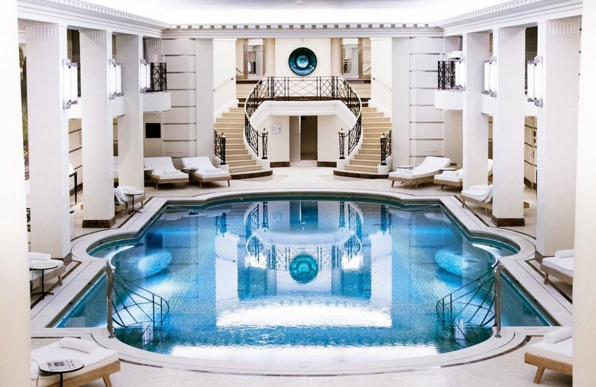 First Look The Ritz Paris Chanel Spa Features Some