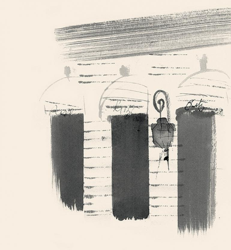 The-Ritz-Paris-drawing-sketch-