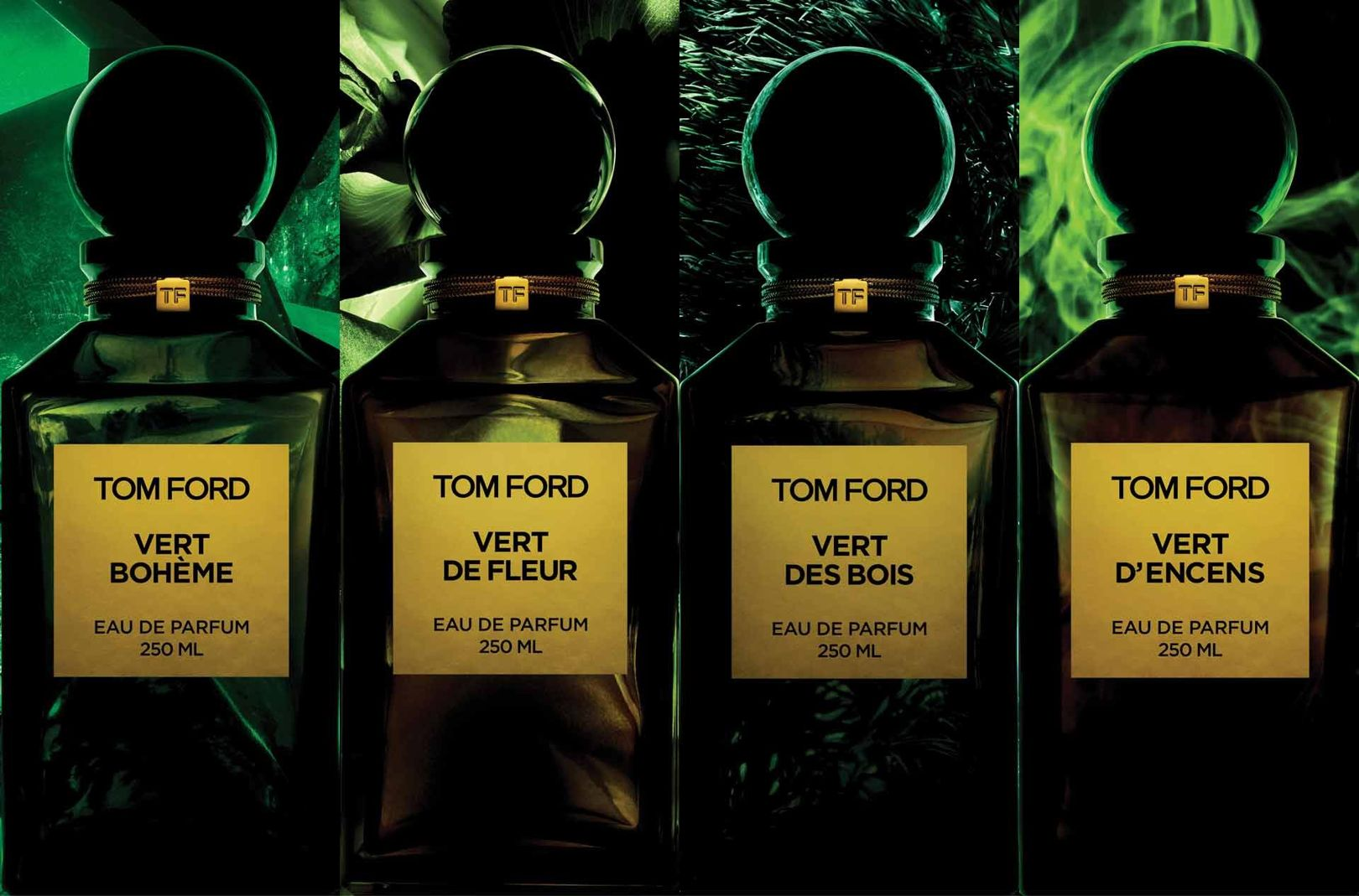 7617acc26dc1 Tom Ford introduces exotic  Green  range of perfumes -