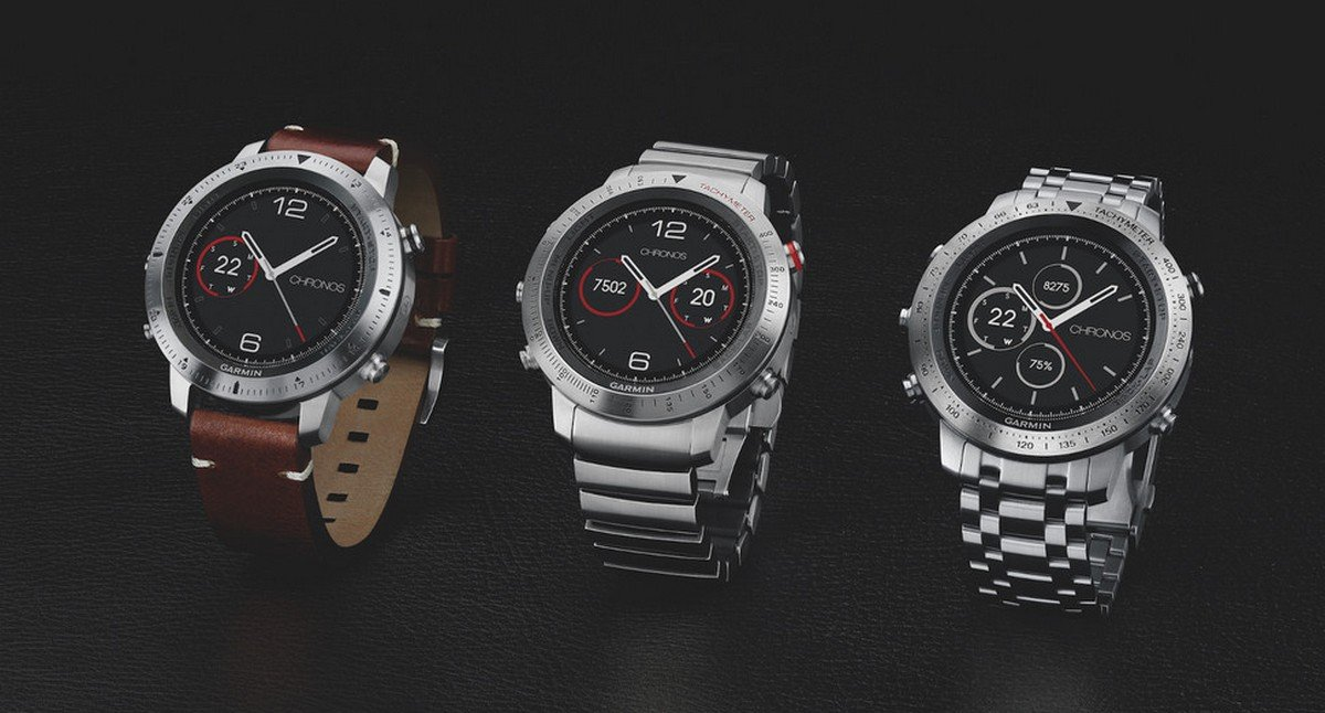 Garmin FĒNix Chronos: The Most Luxurious Watches GPS