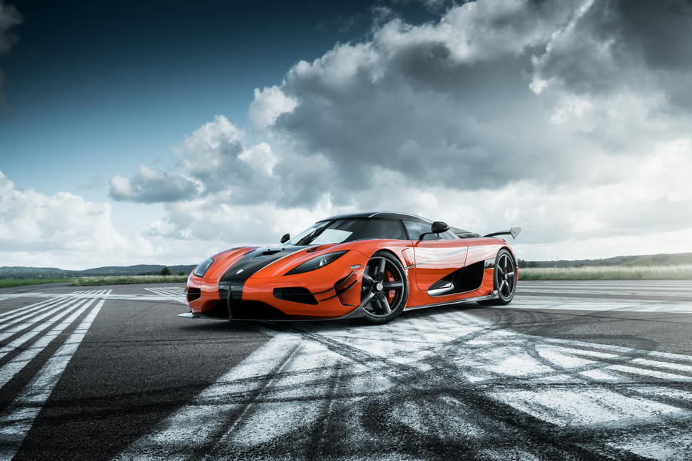 Koenigsegg's first street legal car for the US packs in a staggering 1,160 horses : Luxurylaunches