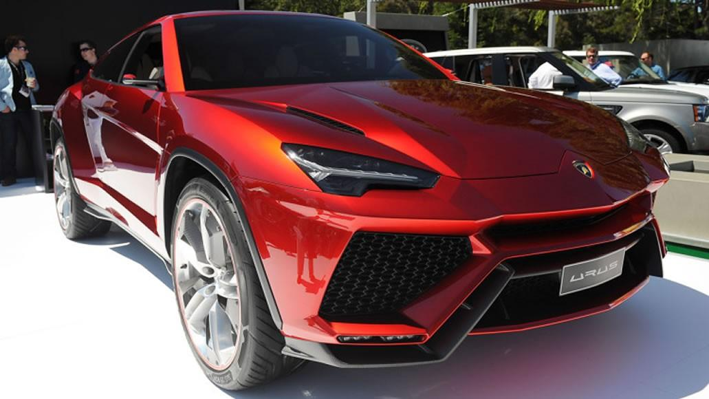 Lamborghini Betting Big On The Urus Expects Sales To