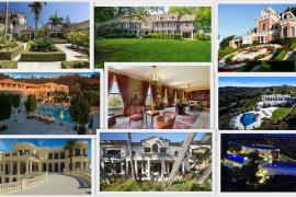 most expensive homes  sale U.S