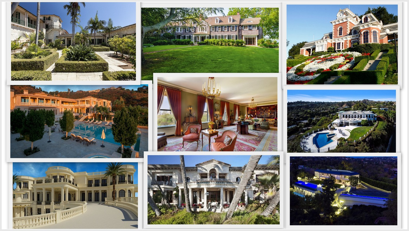 11 most expensive homes for sale in the u s 2016 for Most expensive house for sale in the us
