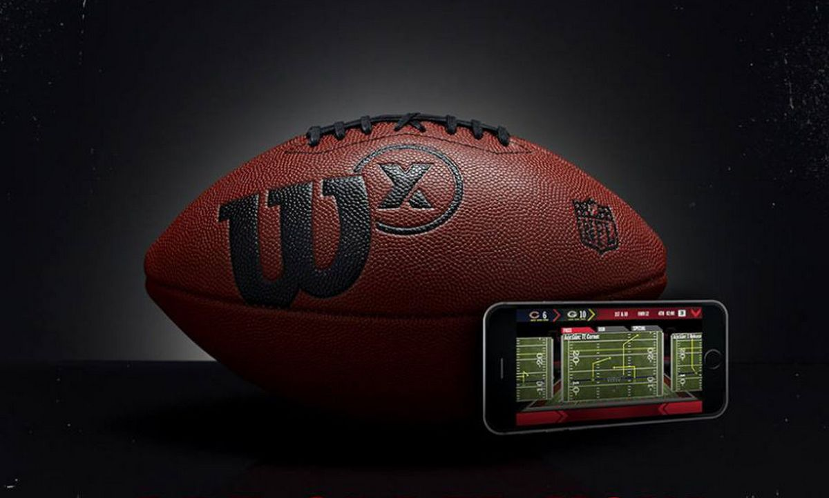This Wilson Football Could Be Smarter Than Your Favorite