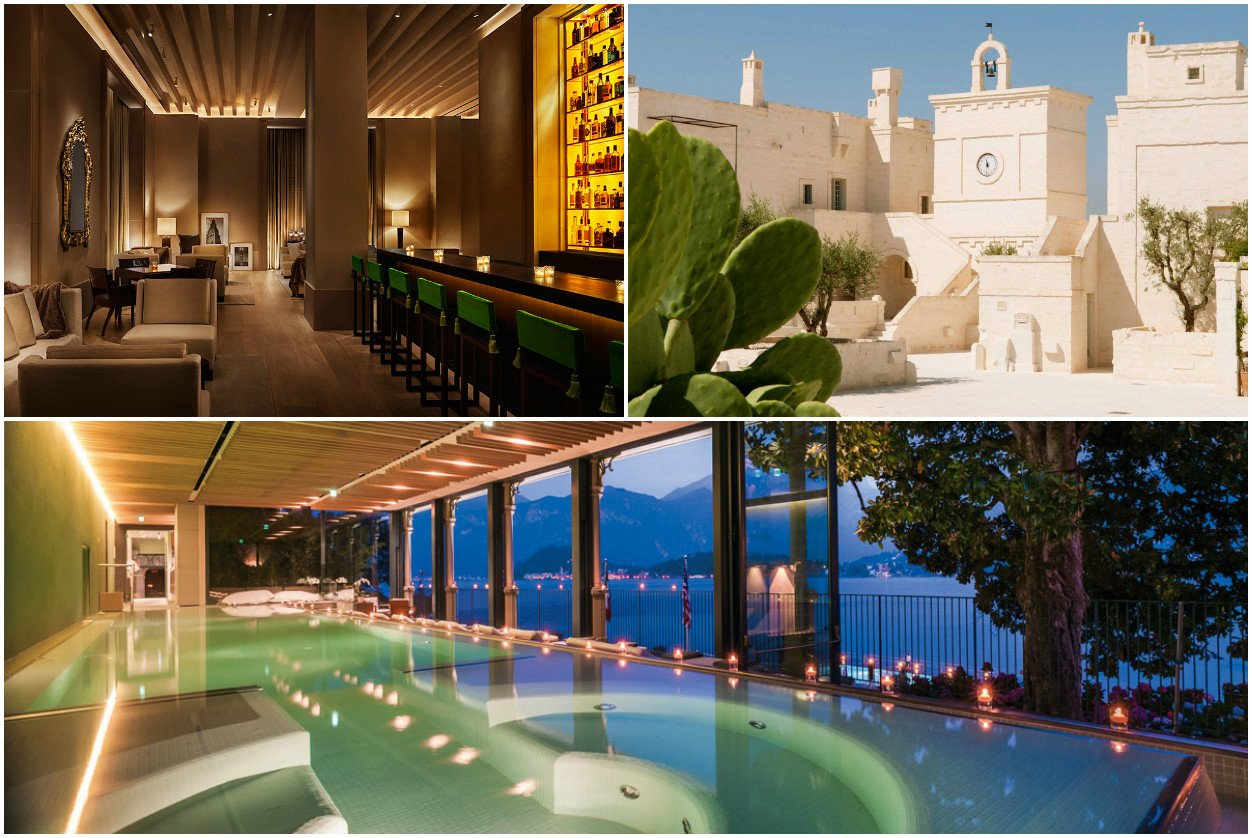 The worlds best luxury hotel bar and spa for 2016 for Worlds best hotels