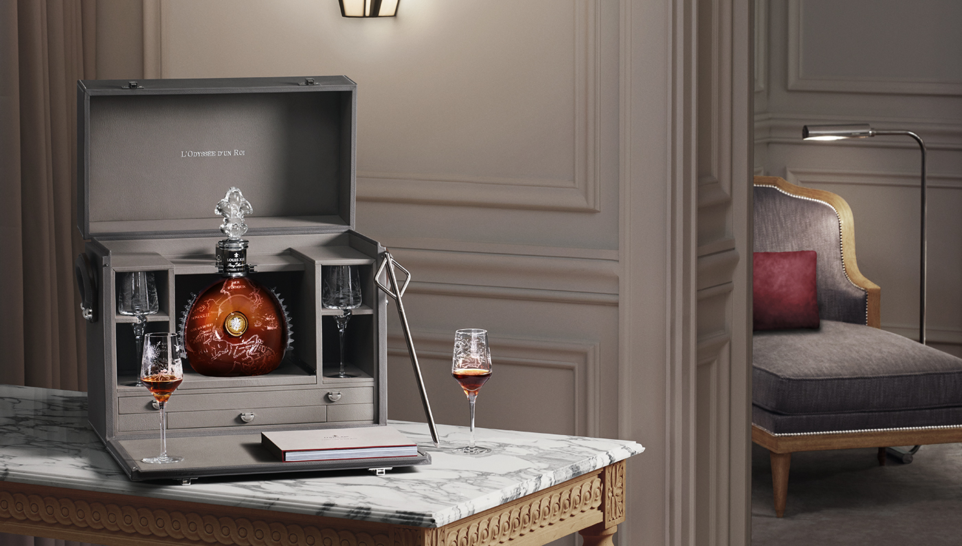 Most Expensive Cars >> The most expensive cognac to be auctioned - A bottle of Louis XIII sells for $134k