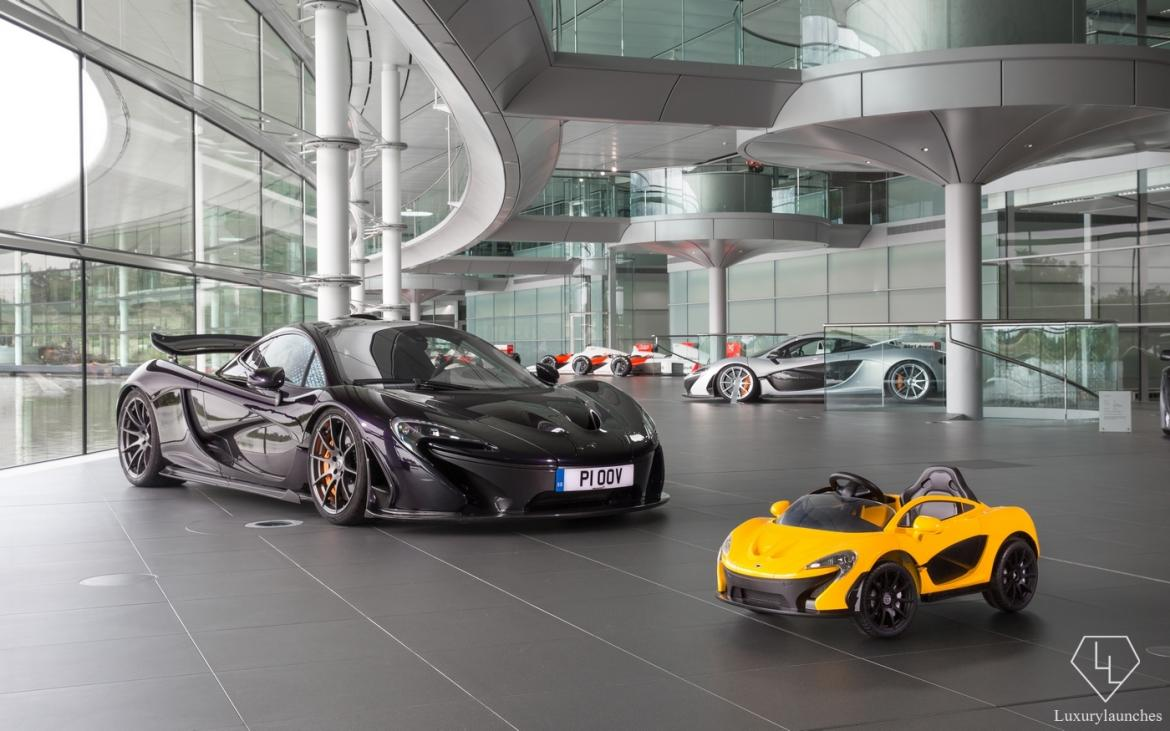 For Auto Enthusiasts And Millionaires Alike Owning A McLaren P1 Is What  Dreams Are Made Of. The Hybrid Hypercar Carries A Price Tag Of $1 Million  Plus And ...