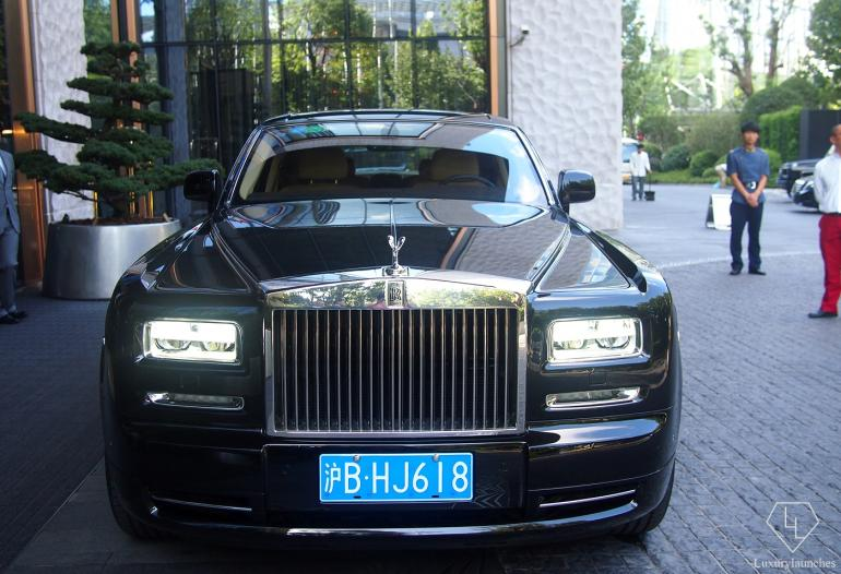 Wanda Reign's Bespoke Rolls-Royce