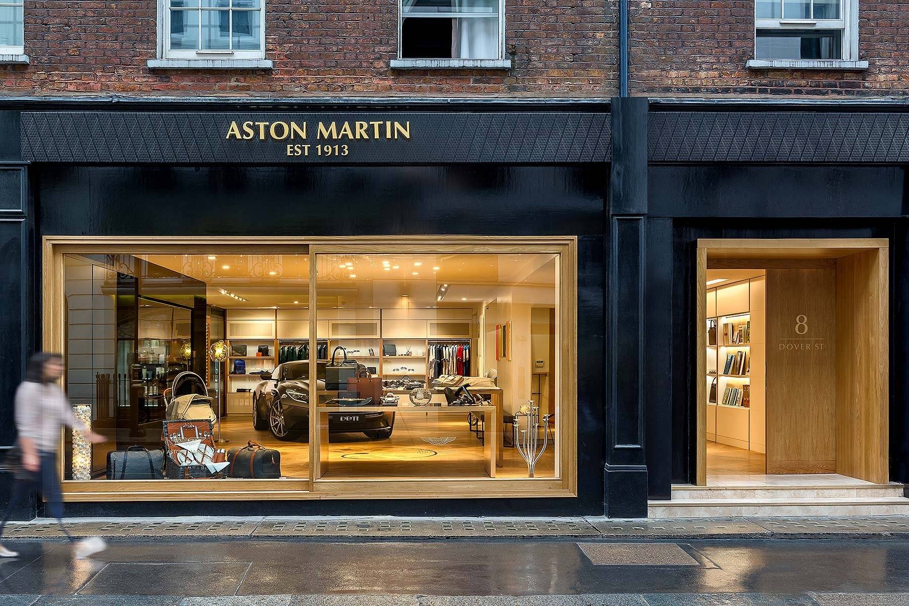 Aston Martin Launches Its First Global Experience Centre