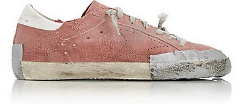Barneys New York distressed sneakers (2)