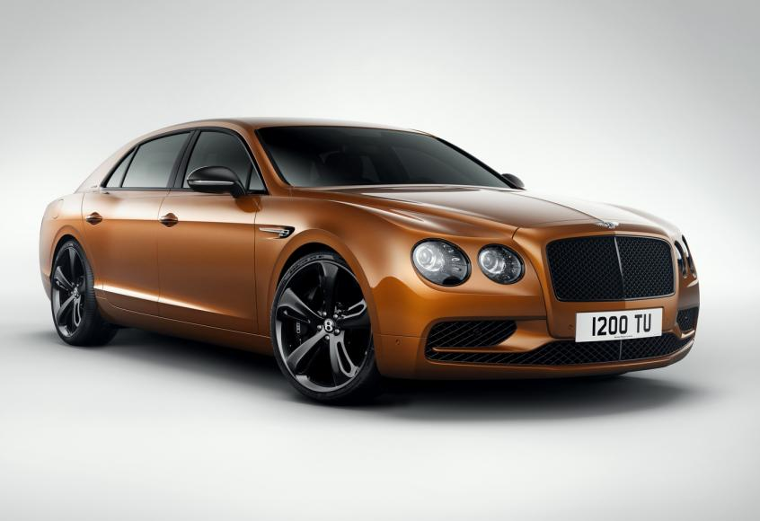 bentley-flying-spur-w12-s-1 & At 202 mph the W12 Flying Spur S is the fastest four-door Bentley ever -