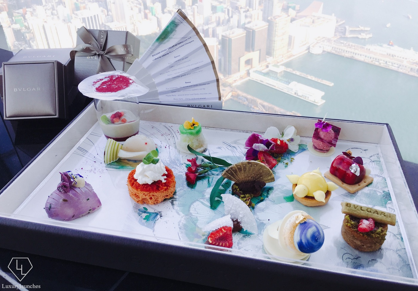 The Ritz Carlton Hong Kong Is Serving Up Jewelry Inspired