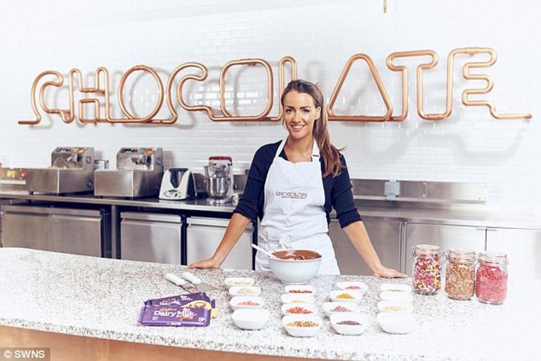 Cadbury insures expert worker (2)
