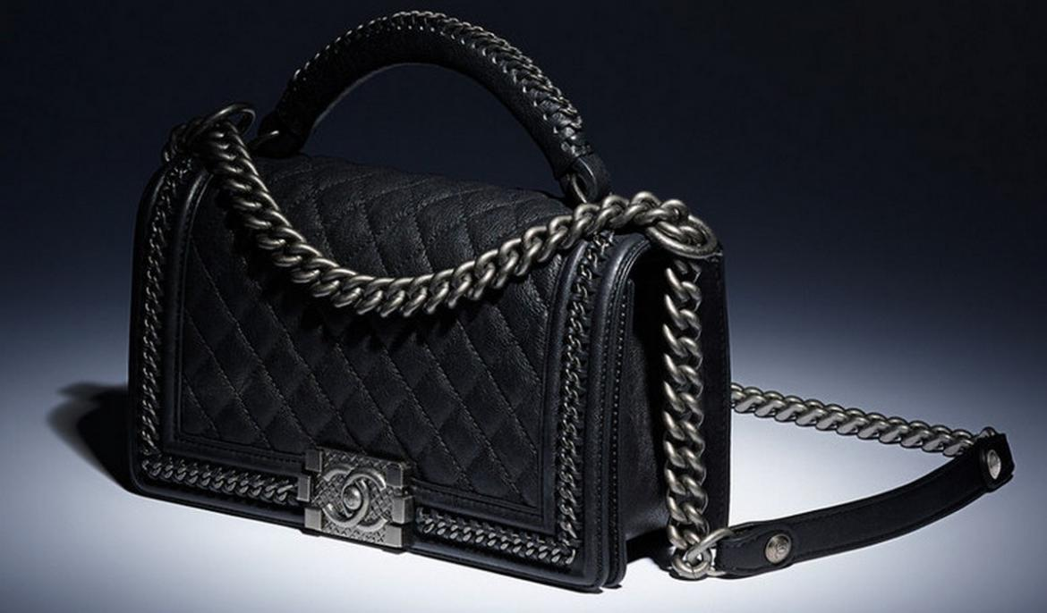 307e9c7b2e795f LL Arm candy of the week: Chanel Boy Bag with Handle -