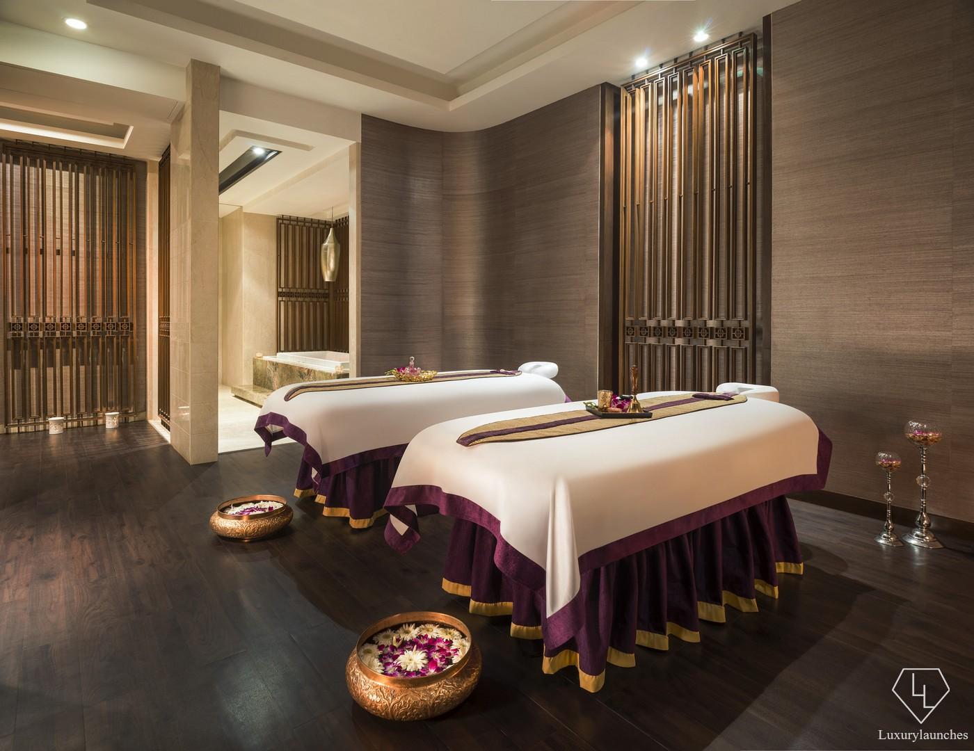 Iridium spa at the st regis mumbai review for Salons in mumbai