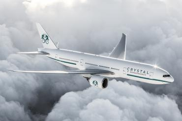 Crystal Luxury Air Boeing 777-200ER