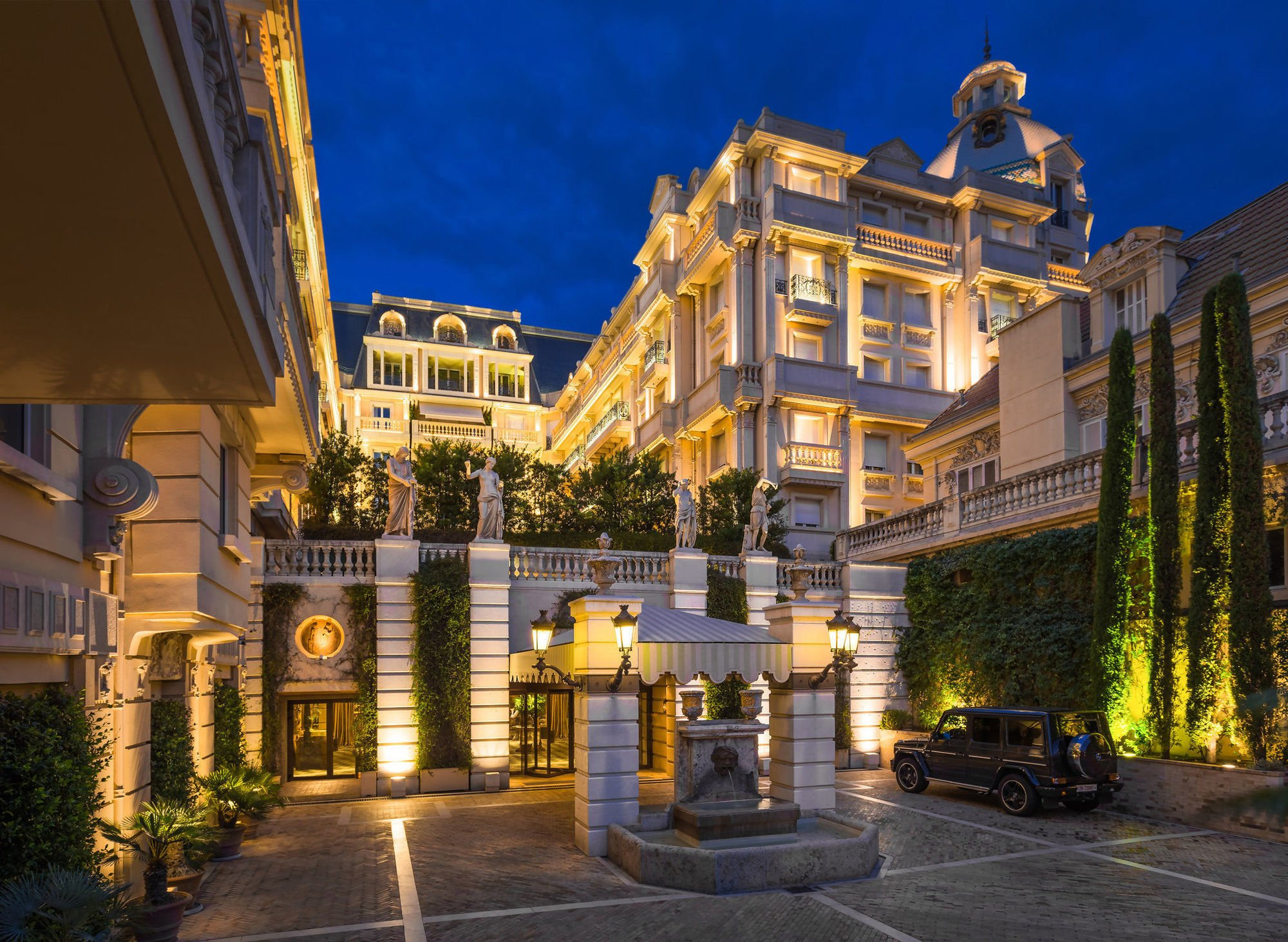 See and be seen we pick the top 5 luxury hotels in monaco for Hotels monaco