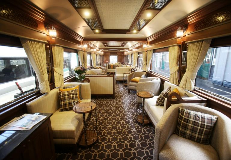 Ireland first luxury train (2)