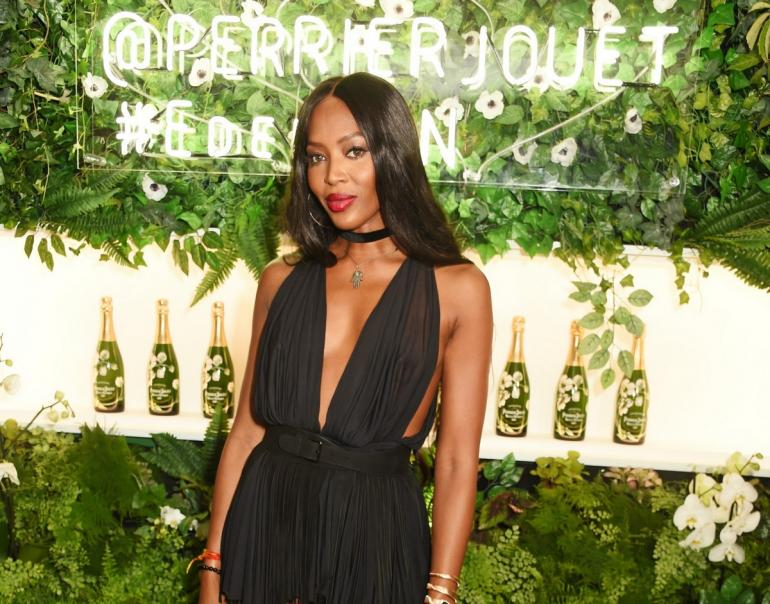 The Opening Party For L'Eden, by Perrier-Jouet
