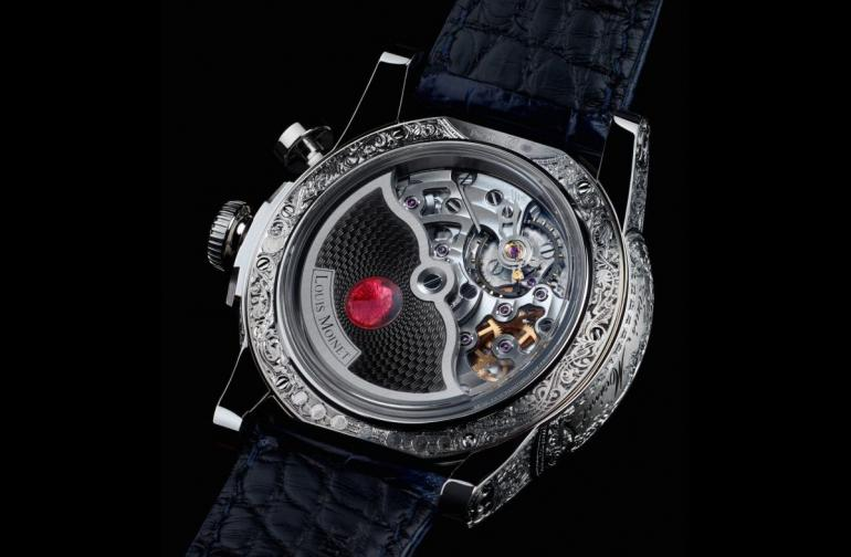 Louis Moinet Memoris Red Eclipse (1)