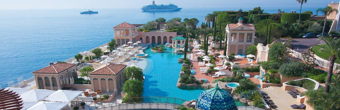 See and be seen we pick the top 5 luxury hotels in monaco - Monte carlo beach hotel ...