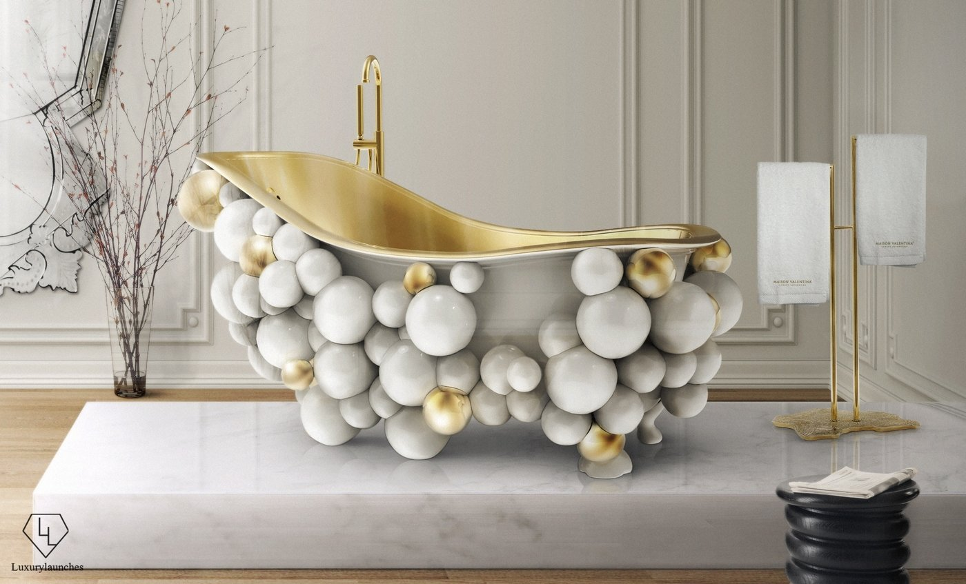 Take a look at the worlds most expensive bathtubs