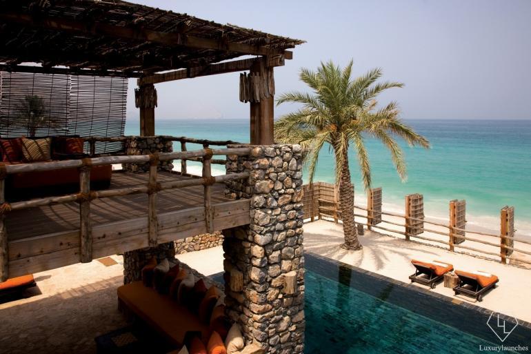 Six Senses Zighy Bay_Private_Retreat_Bedroom_Balcony