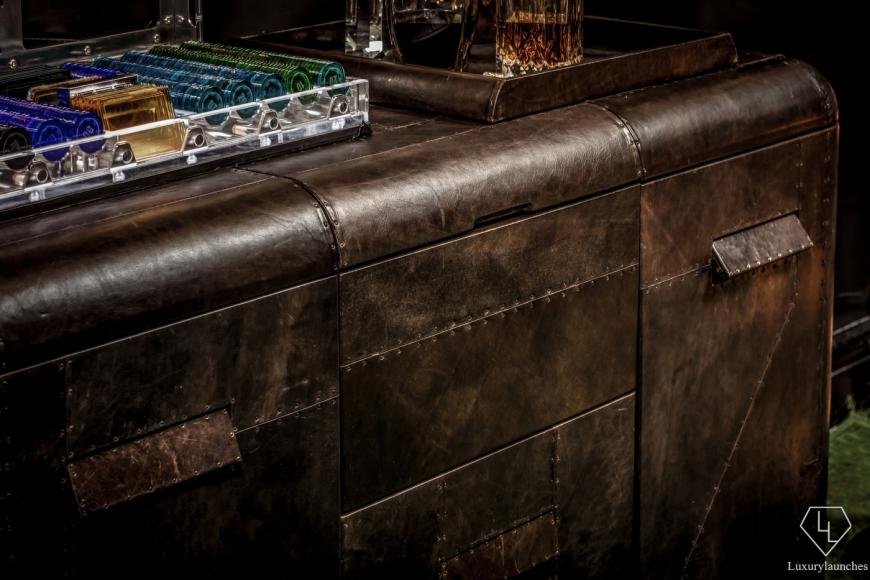 Speakeasy Hudson Sideboard by Timothy Oulton Participants Receive