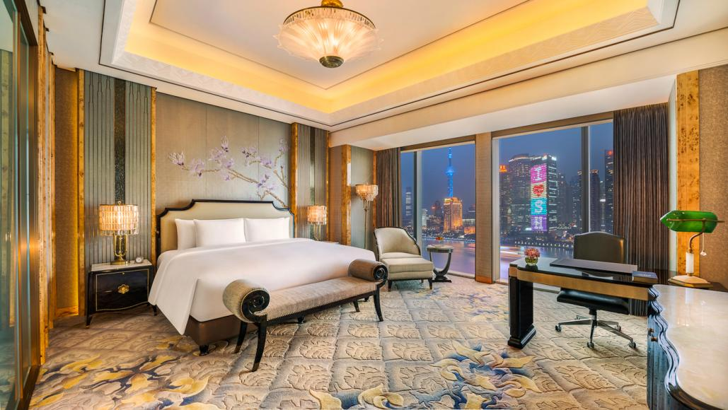 Wanda Reign On The Bund Shanghai Review