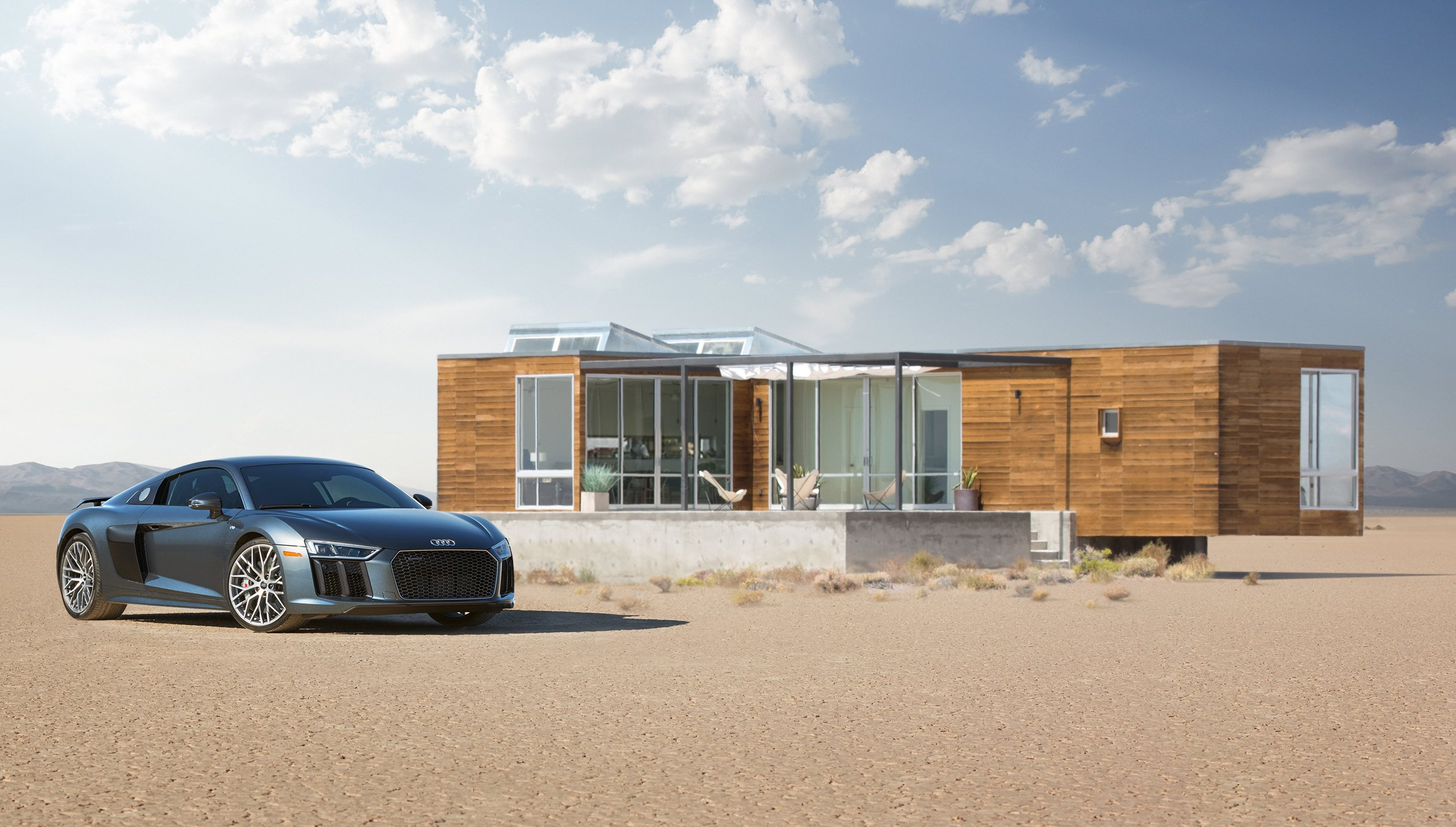 Audi Partners With AirBnB For A Once In A Lifetime Experience With The R8