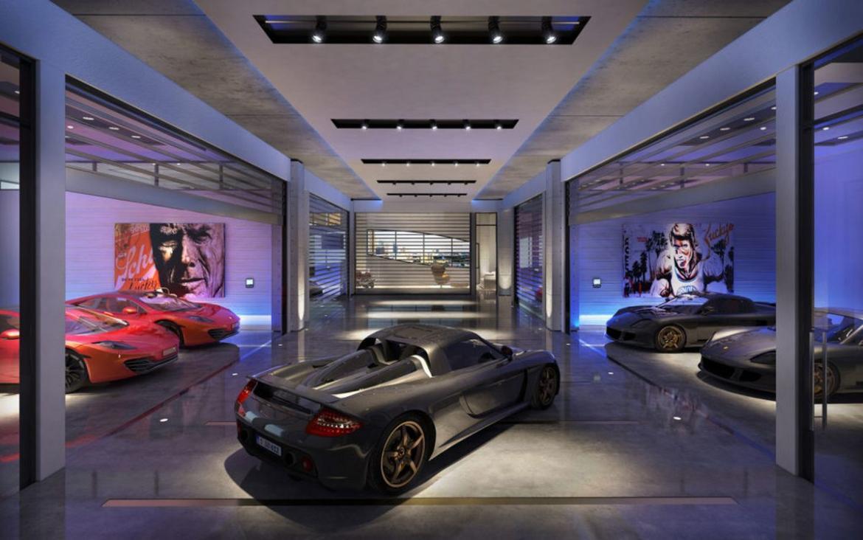 700 Koleksi Gambar Garasi Mobil Mewah Terbaru