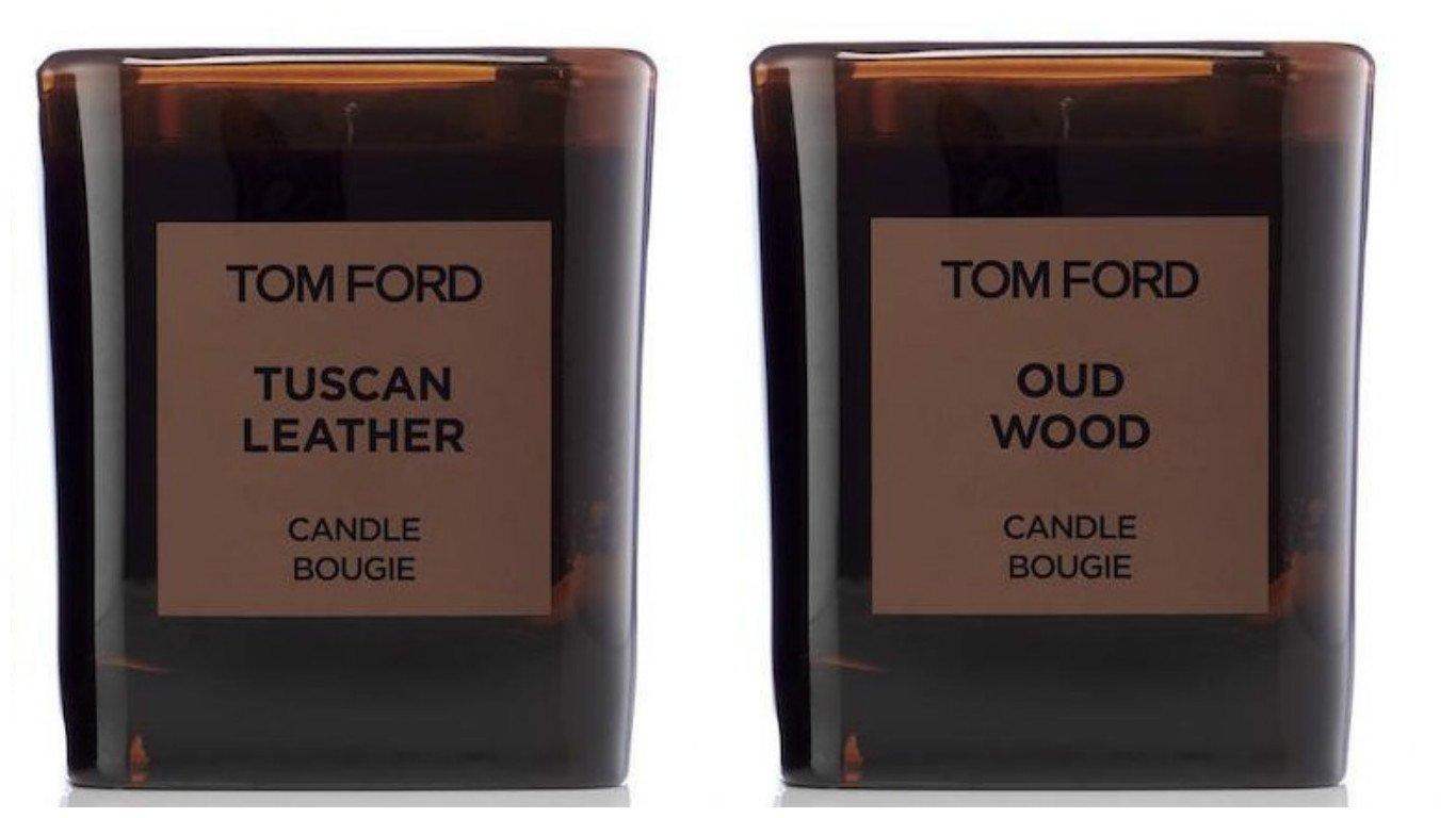 Tom Ford Launches A Range Of Scented Candles Inspired By