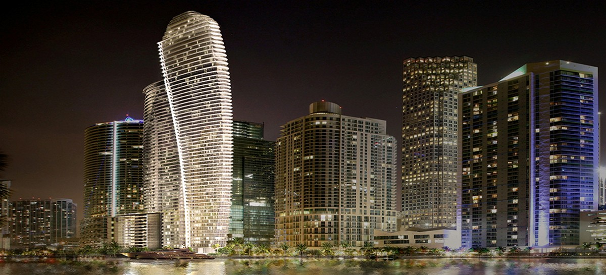 Aston Martin is the latest brand to announce a residential tower in Miami : Luxurylaunches