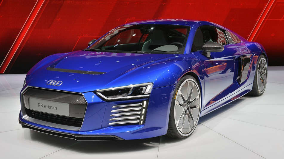 Its The End Of The Road For Audi S R8 E Tron