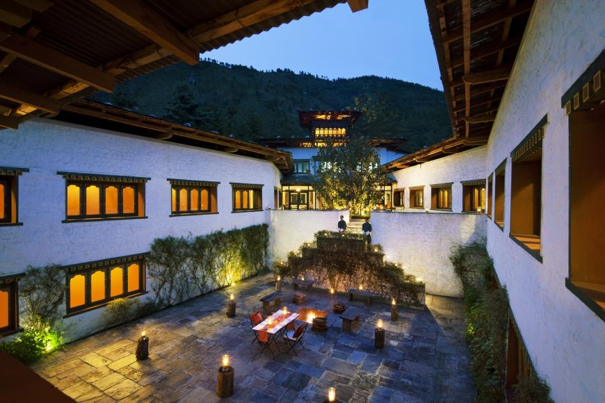 mm858 Como Hotels and Resorts - Uma Paro- Bhutan