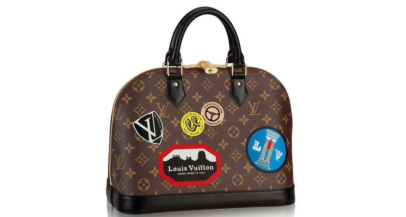 c8e2797cc5bec Louis Vuitton takes us on a journey with their new World Tour collection -