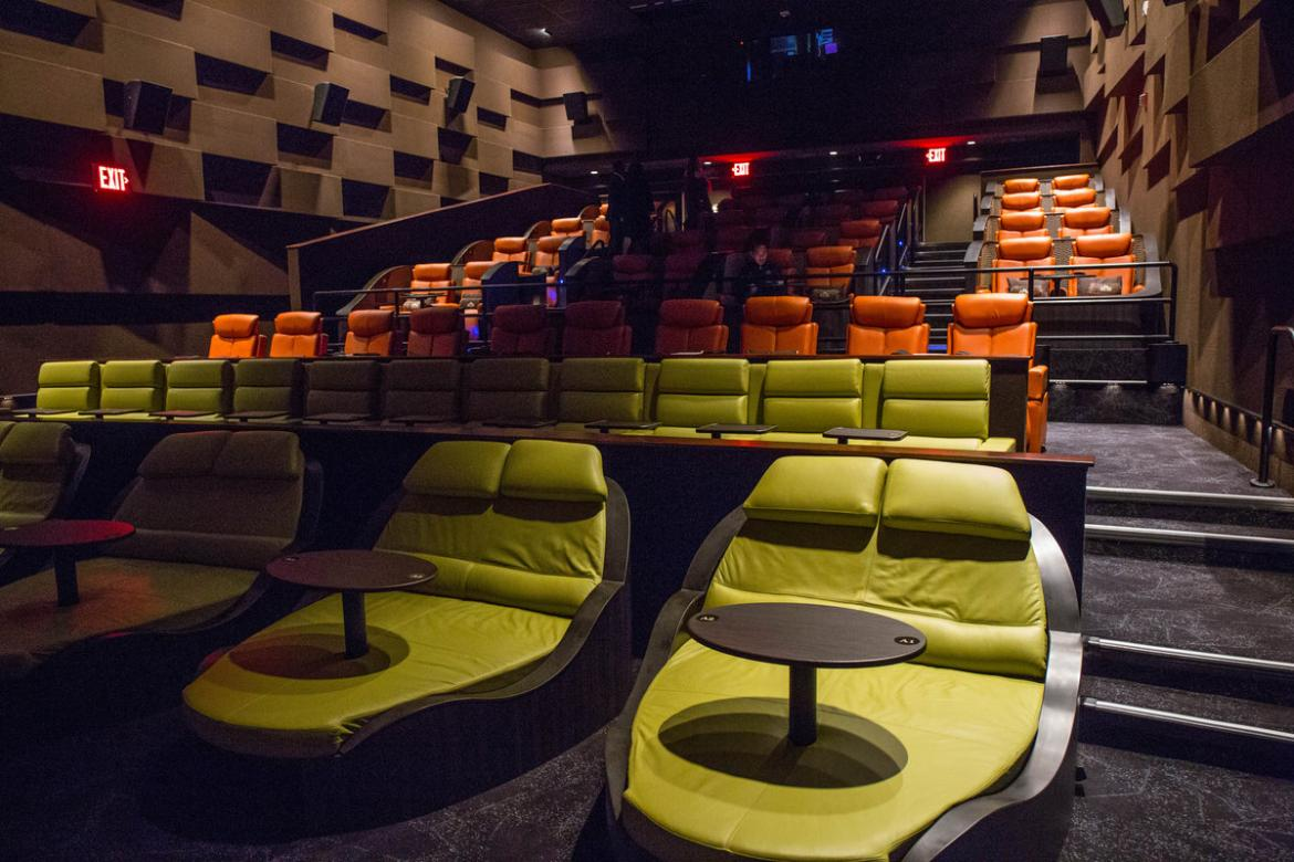 Manhattan Gets Its Own Luxury Movie Theater And It Also