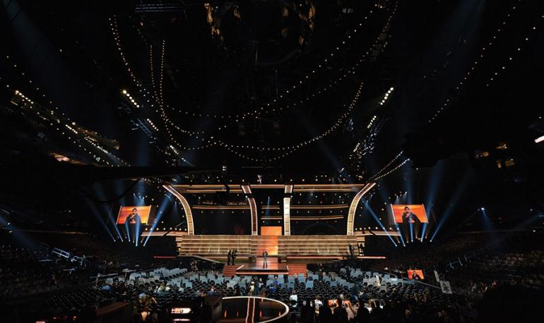 The 58th GRAMMY Awards - Rehearsals - Dress Rehearsals