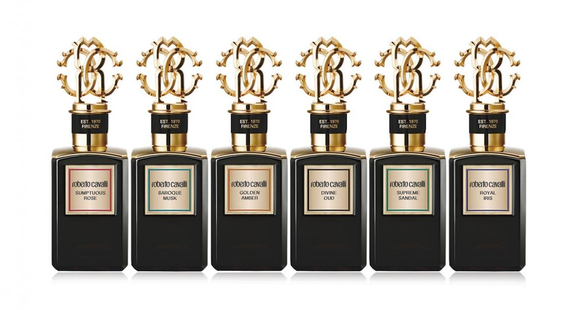best website 5bd9d 5faca Take a look at Roberto Cavalli's new fragrance line called ...