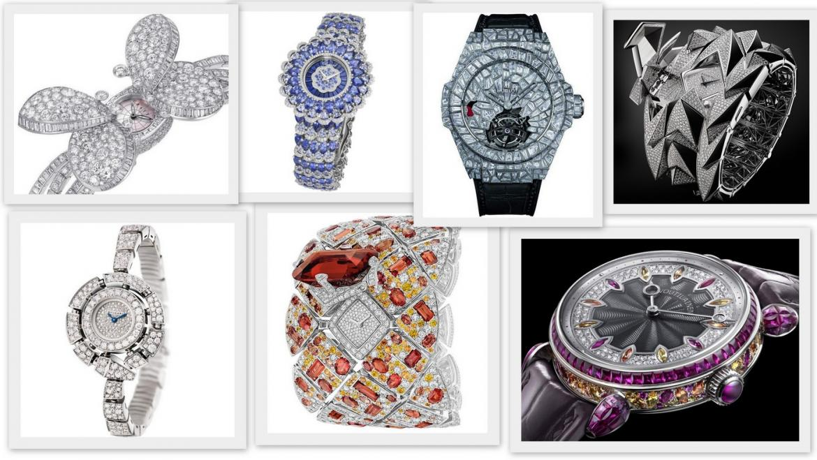 LL Picks: The 7 best jewelry watches of 2016 - Grand Prix D'Horlorgerie de Genève Finalists -