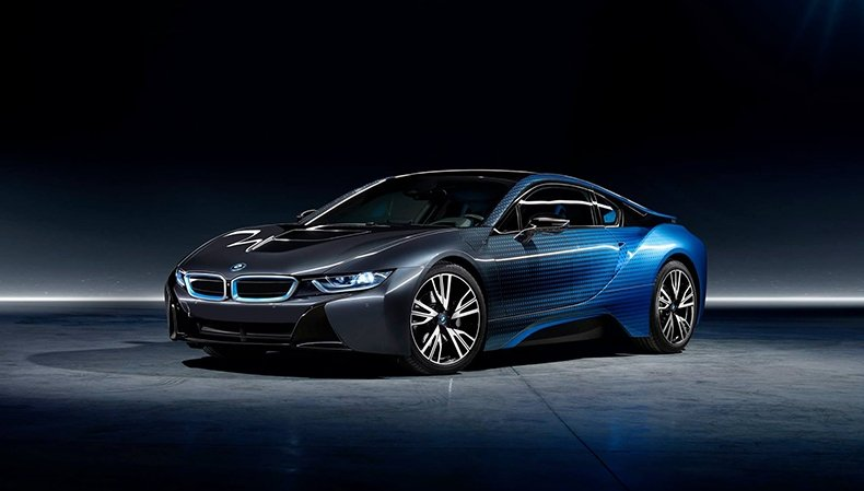 Bmw Garage Amsterdam : Make way for the bmw i and i crossfade special editions with