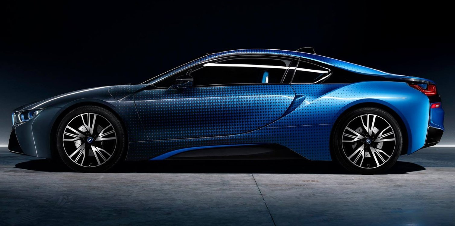 New Century BMW >> Make way for the BMW i8 and i3 Crossfade Special Editions ...