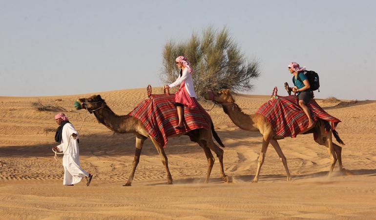 camel-safari-dubai