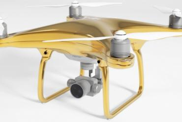 gold-plated-drone