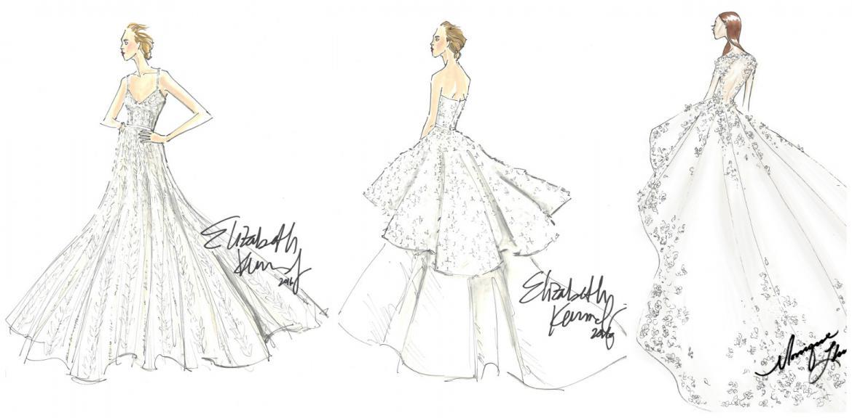 Moda Operandi And Tiffany Collaborate To Launch Exclusive Bridal Capsule Collection Chin Up All You Fashionista Brides