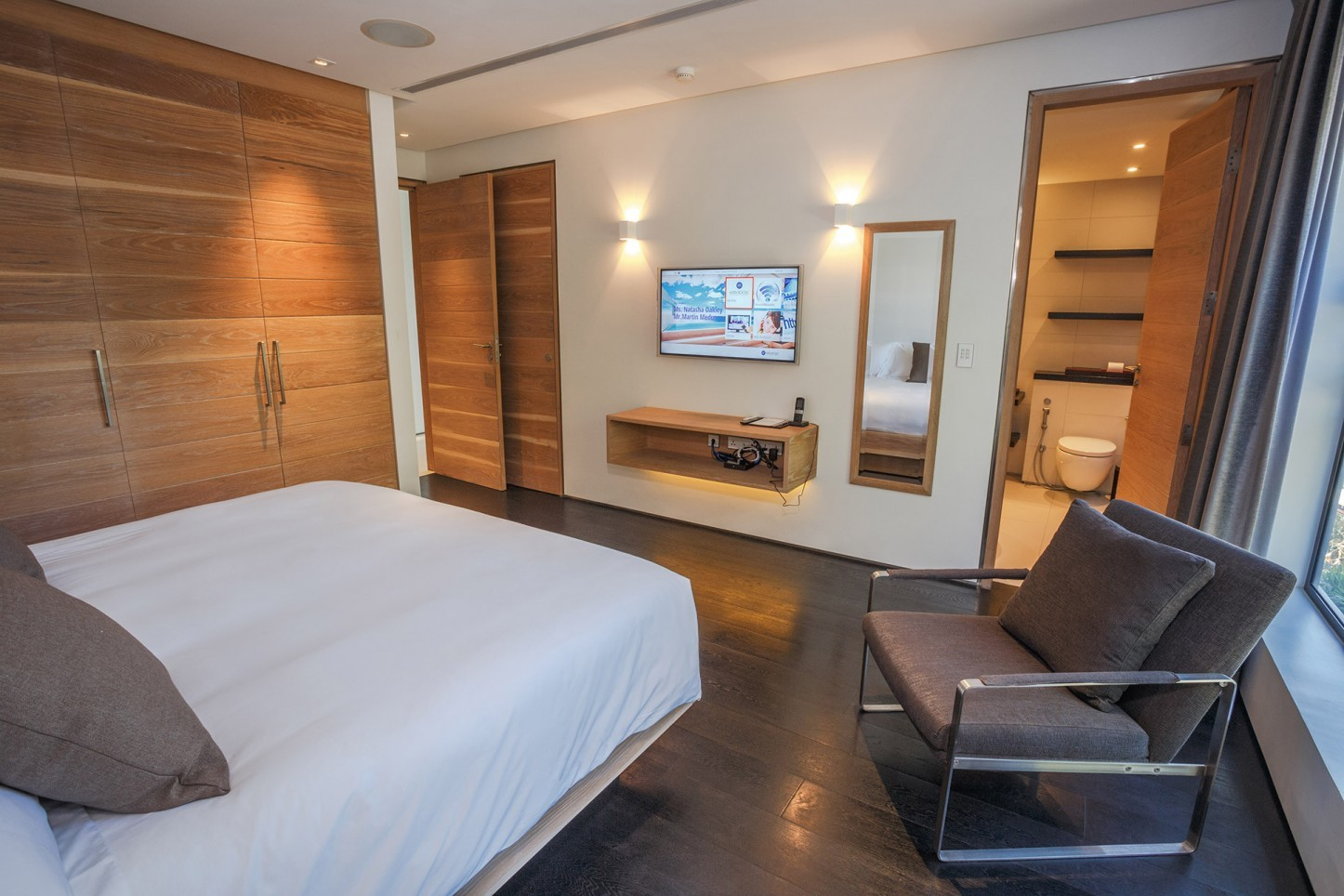 suite of the week one bedroom spa villa at kata rocks phuket. Black Bedroom Furniture Sets. Home Design Ideas