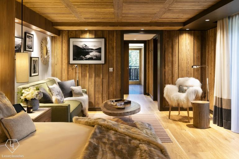 Hôtel BARRIERE Les NEIGES Courchevel