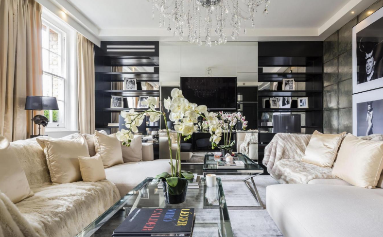 Delicieux Alexander Mcqueen S Luxury London Home  For Sale For 8 5m Multi Million Pound Refurbishment Celebrates The Life And Work Of The Iconic  Fashion Designer Homes ...