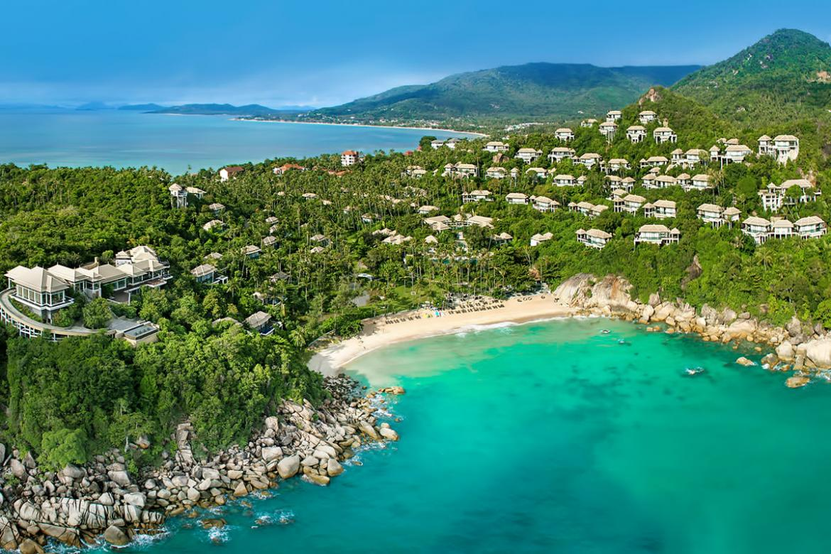 Luxury living in the magical Koh Samui